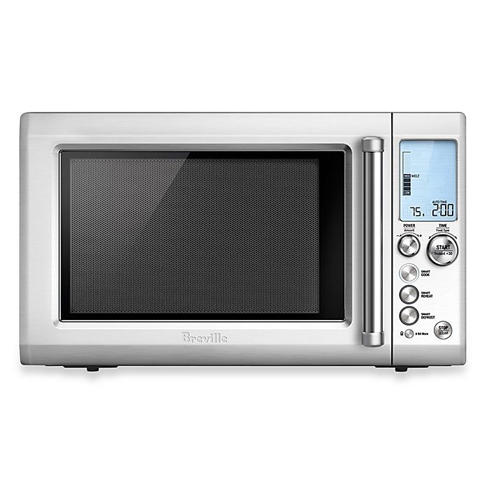 Alternate image 1 for Breville® Quick Touch™ Microwave