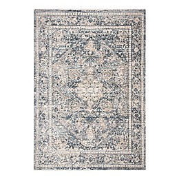 Bee & Willow™ Home Everlane Area Rug in Blue