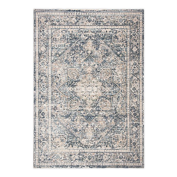 Alternate image 1 for Bee & Willow™ Home Everlane Area Rug in Blue