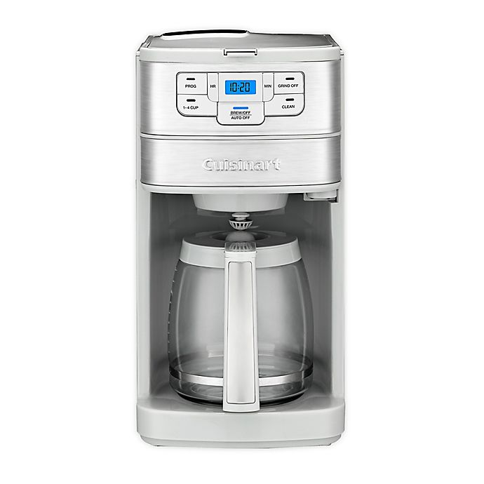 Alternate image 1 for Cuisinart® Grind & Brew 12-Cup Coffeemaker Blade in Stainless Steel/Grey