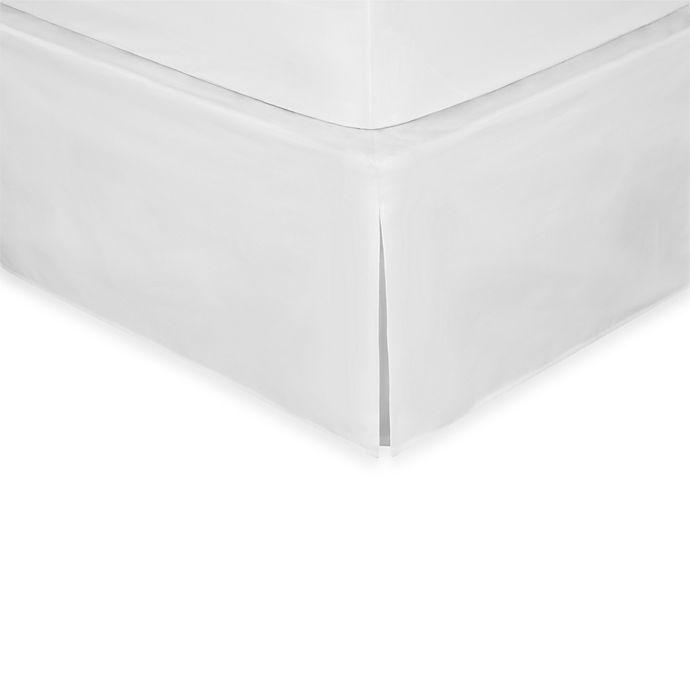 Alternate image 1 for Wrap-Around Wonderskirt Twin Bed Skirt in White