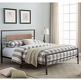 K&B Furniture Verona Metal Platform Bed