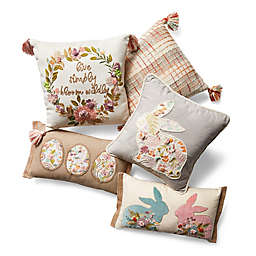 Spring and Easter Throw Pillow Collection
