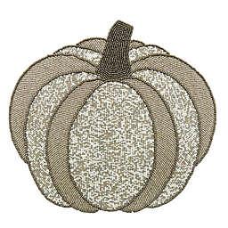 Harvest Pumpkin Placemat