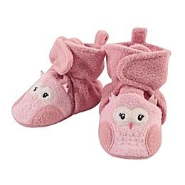 Hudson Baby Animal Fleece Booties
