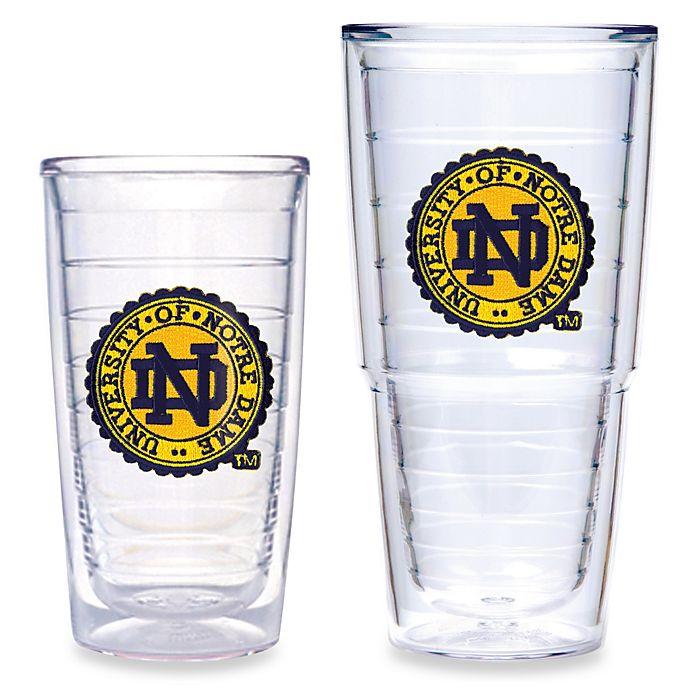 Alternate image 1 for Tervis® University of Notre Dame Fighting Irish Seal Tumbler