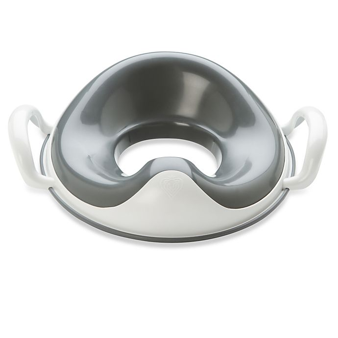 Alternate image 1 for Prince Lionheart® weePOD® Toilet Trainer in Galactic Grey