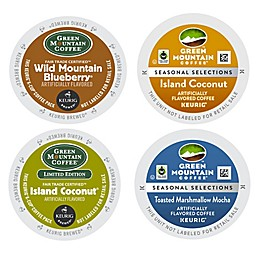 Green Mountain Coffee® Keurig® K-Cup® Pods Sweet Treat Coffee 18-Count Collection