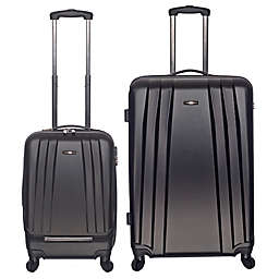 Club Rochelier Globetrotter Hardside Spinner Checked Luggage Collection