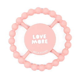 "Bella Tunno™ Kindness Collection ""Love More"" Happy Teether"