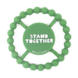 """Bella Tunno™ Kindness Collection """"Stand Up"""" Happy Teether"""