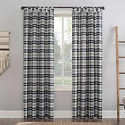 No.918®Blair 63-Inch Tab Top Curtain Panel in Coal (Single)