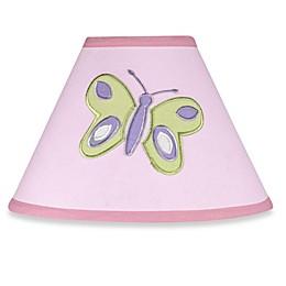 Sweet Jojo Designs® Butterfly Lamp Shade in Pink
