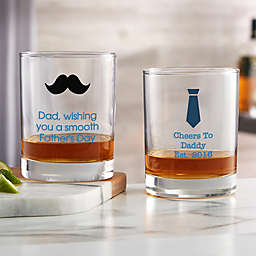 Choose Your Icon Personalized For Him Whiskey Glass