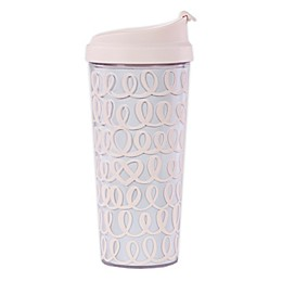 kate spade new york Heart Knot Thermal Travel Mug