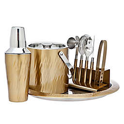 Godinger Aztec 9-Piece Bar Tool Set