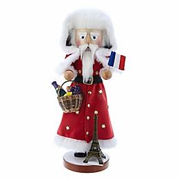 Kurt S. Adler® 18.5-Inch Steinbach French Santa Nutcracker
