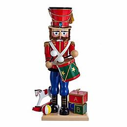 Steinbach Marching Toy Soldier 18-Inch Musical Nutcracker