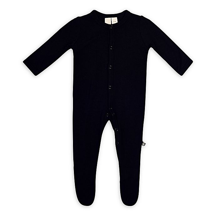 Alternate image 1 for Kyte BABY Footies in Midnight
