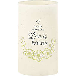 Precious Moments® Love is Forever LED Candle in Cream