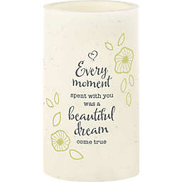 Precious Moments® Every Moment LED Candle in Cream