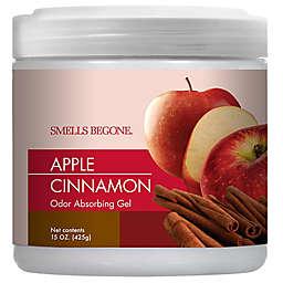 Smells Begone® Apple Cinnamon 15 oz. Odor Absorbing Gel