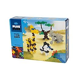 Plus-Plus 170-Piece Safari Construction Playset