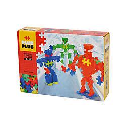Plus-Plus 170-Piece Robots Construction Playset