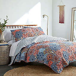 Emari 3-Piece Reversible Full/Queen Quilt Set