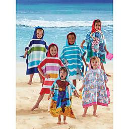 Kids Printed Hooded Beach Towels