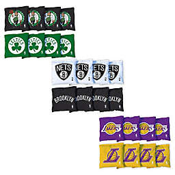 NBA Corn-Filled Cornhole Bags Collection (Set of 8)