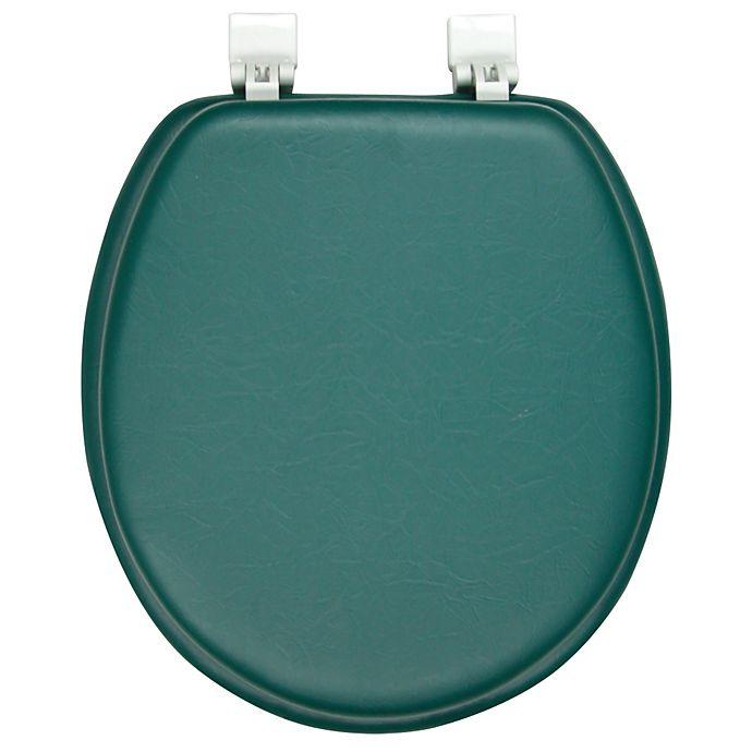 Awe Inspiring Ginsey Soft Padded Round Toilet Seat Bed Bath Beyond Dailytribune Chair Design For Home Dailytribuneorg