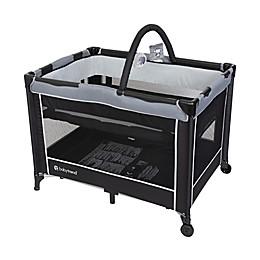 Baby Trend® EZ Rest® Nursery Center Playard in Silver Cloud