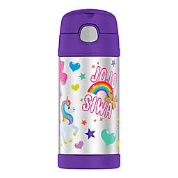 Thermos® JoJo Siwa 12 oz. Funtainer Bottle in Purple
