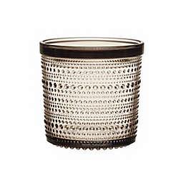 Iittala Kastehelmi Large Jar with Lid in Linen