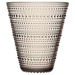 Iittala Kastehelmi 6-Inch Vase in Linen