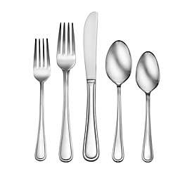 Studio Cuisine® Wilma 101-Piece Stainless Steel Flatware Set