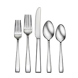 Studio Cuisine® Delancey 101-Piece Stainless Steel Flatware Set