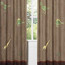Sweet Jojo Designs® Dinosaur Land Window Panel Pair
