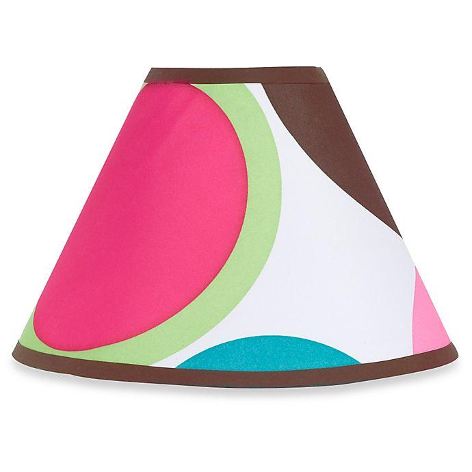 Alternate image 1 for Sweet Jojo Designs Deco Dot Lamp Shade
