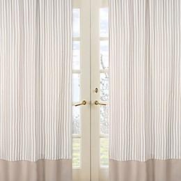 Sweet Jojo Designs Little Lamb Window Panel Pair
