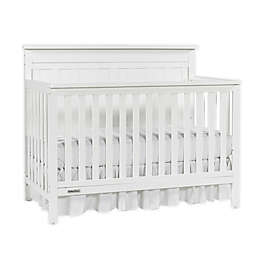 fisher-price® Clayton 4-in-1 Convertible Crib in Snow White