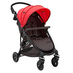 Delta Children Jeep® Gemini Stroller in Red/Grey
