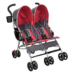 Delta Children LX Side by Side Double Stroller