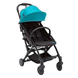 Delta Children Jeep Breeze Single Stroller in Black/Blue