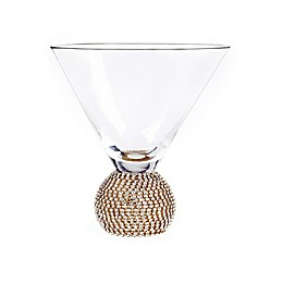 Qualia Bling Martini Glasses (Set of 2)