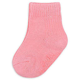 Fruit of the Loom 14-Pack Grow & Fit Flex Zones Stretch Socks in Pink
