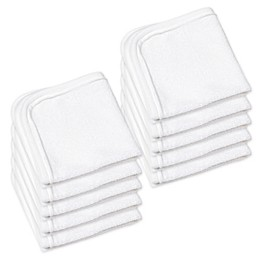 The Honest Company® 10-Pack Washcloths in White