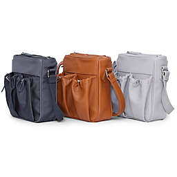 Anjie + Ash™ Parent Crossbody Diaper Bag in Slate Grey