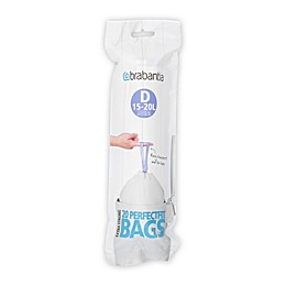 Brabantia® 20-Count 5.3-Gallon Trash Can Liners